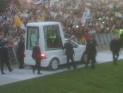 Even the Pope Mobile during his visit to the UK was caught on ANPR